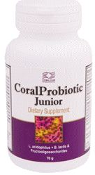 Coral Probiotic Junior