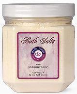 Sare de baie cu microhidrina